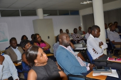 A cross section of participants of AAG Training Programme Module 3