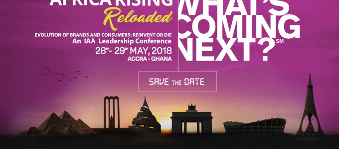 """IAA GLOBAL LEADERSHIP CONFERENCE """"AFRICA RISING"""" RETURNS TO ACCRA"""